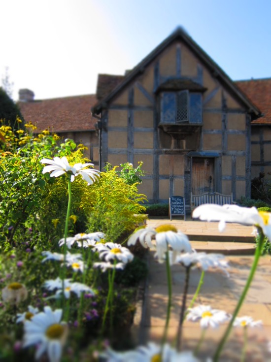 11 - Shakespeare's House
