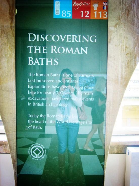 16 - Roman Baths