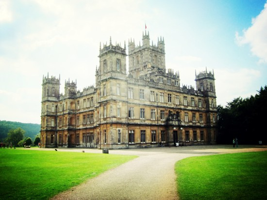 5 - Downton Abbey